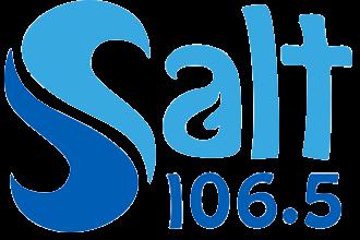 Salt 106.5 Logo